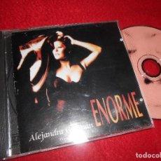 CD di Musica: ALEJANDRA GUZMAN ENORME CD 1995 SPAIN. Lote 112856263