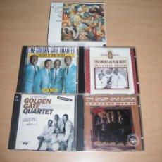 CDs de Música: THE GOLDEN GATE QUARTET ¡¡¡EXTRAORDINARIA COLECCIÓN!!. Lote 112873331