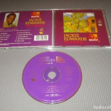 CDs de Música: JACKIE EDWARDS ( DO IT SWEET ) - CD - CDSGP074 - PRESTIGE - REGGAE MASTERS SERIES. Lote 112881847