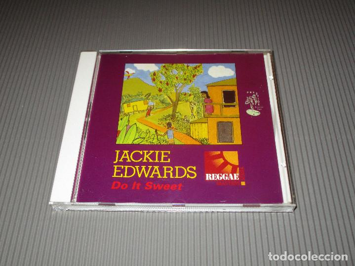 CDs de Música: JACKIE EDWARDS ( DO IT SWEET ) - CD - CDSGP074 - PRESTIGE - REGGAE MASTERS SERIES - Foto 2 - 112881847