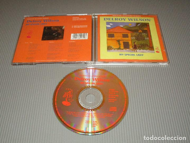 DELROY WILSON ( MY SPECIAL LADY ) - CD - CDSGP069 - PRESTIGE - REGGAE MASTERS SERIES (Música - CD's Reggae)