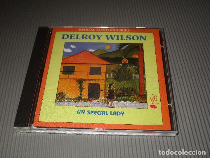 CDs de Música: DELROY WILSON ( MY SPECIAL LADY ) - CD - CDSGP069 - PRESTIGE - REGGAE MASTERS SERIES - Foto 2 - 112882259