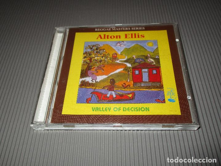 CDs de Música: ALTON ELLIS ( VALLEY OF DECISION ) - CD - CDSGP071 - PRESTIGE - REGGAE MASTERS SERIES - Foto 2 - 112882775
