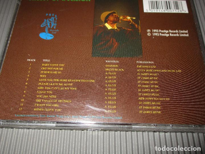 CDs de Música: ALTON ELLIS ( VALLEY OF DECISION ) - CD - CDSGP071 - PRESTIGE - REGGAE MASTERS SERIES - Foto 4 - 112882775