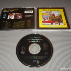 CDs de Música: THE PARAGONS ( HEAVEN & EARTH ) - CD - CDSGP075 - PRESTIGE - REGGAE MASTERS SERIES. Lote 112883267