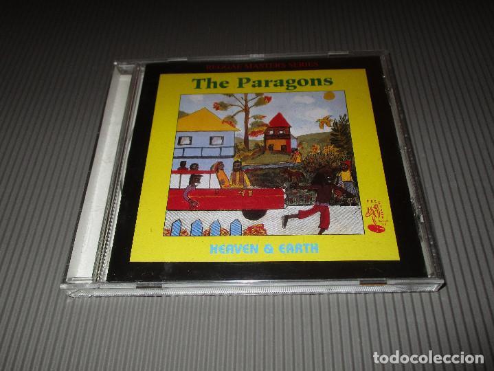 CDs de Música: THE PARAGONS ( HEAVEN & EARTH ) - CD - CDSGP075 - PRESTIGE - REGGAE MASTERS SERIES - Foto 2 - 112883267