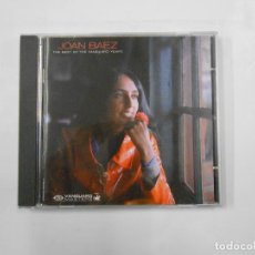 CDs de Música: JOAN BAEZ. THE BEST OF THE VANGUARD YEARS. CD. TDKV12. Lote 112914875