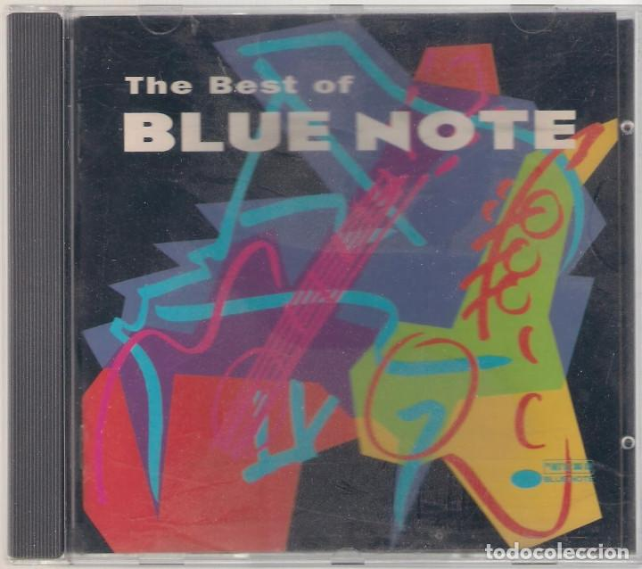 THE BEST OF BLUE NOTE Y VOL. 2 - 2 CD - BLUE NOTE 1991/1992 EDICIÓN INGLESA (Música - CD's Jazz, Blues, Soul y Gospel)