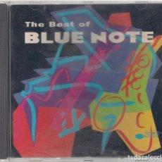 CDs de Música: THE BEST OF BLUE NOTE Y VOL. 2 - 2 CD - BLUE NOTE 1991/1992 EDICIÓN INGLESA. Lote 112936495