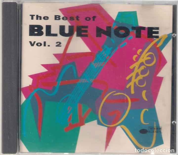 CDs de Música: The best of Blue Note y Vol. 2 - 2 CD - Blue Note 1991/1992 Edición inglesa - Foto 3 - 112936495
