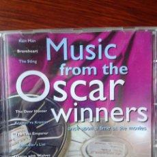 CDs de Música: CD MUSIC FROM THE OSCAR WINNERS 1997. Lote 112993747
