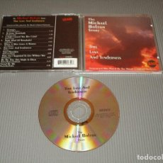 CDs de Música: THE MICHAEL BOLTON STORY ( TIME LOVE AND TENDERNESS ) - CD - 9202652 -IMAGE - INSTRUMENTAL HITS .... Lote 112999423