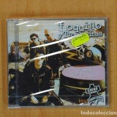 CDs de Música: LOQUILLO Y TROGLODITAS - CUERO ESPAÑOL - CD. Lote 113001122