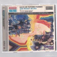 CDs de Música: THE MOODY BLUES - DAYS OF FUTURE PASSED (CD 2003, DIARIO EL PAIS, LOS DISCOS DE TU VIDA 25). Lote 113056899