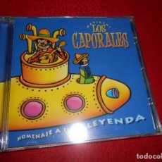 CDs de Música: MARIACHI LOS CAPORALES HOMENAJE A UNA LEYENDA CD 2001 NUEVO PRECINTADO. Lote 113063443
