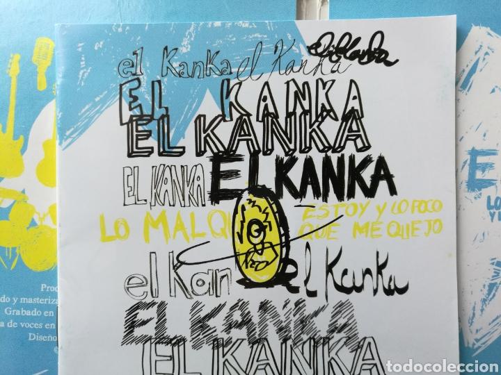 Cd Album El Kanka Lo Mal Que Estoy Y Lo Poc Vendido En Venta Directa 119225274