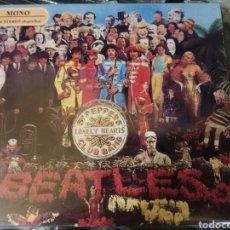 CDs de Música: THE BEATLES - SGT. PEPPERS - RARO 26 TEMAS. Lote 113077576