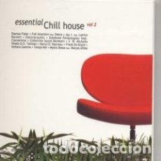 CDs de Música: VVAA - ESSENTIAL CHILL HOUSE ; VOL.2 (2CD). Lote 113109575
