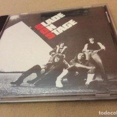 CDs de Música: SLADE ?– SLADE ON STAGE. 1996.. Lote 113124451
