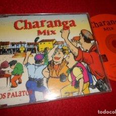CDs de Música: LOS PALETOS CHARANGA MIX ARRUGANDOSE NO! CD SINGLE 1996. Lote 113154335