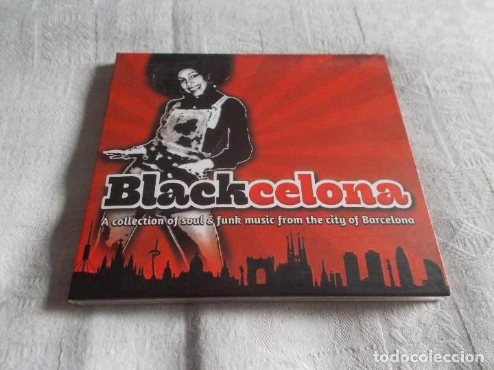 BLACKCELONA (Música - CD's Jazz, Blues, Soul y Gospel)