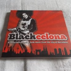 CDs de Música: BLACKCELONA. Lote 113189699