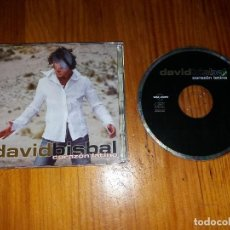 CDs de Música - Primer Disco Cd y DVD de DAVID BISBAL CORAZÓN LATINO - 113207123