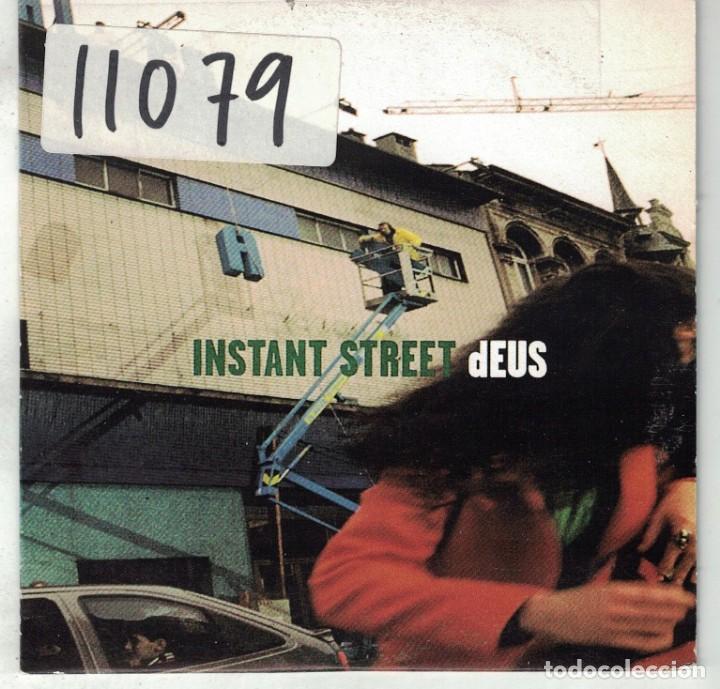DEUS - INSTANT STREET / SISTER DEW (CDSINGLE PROMO DE GIRA ESPAÑOLA DE 1999) (Música - CD's Rock)