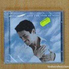 CDs de Música: ALEJANDRO SANZ - EL ALMA AL AIRE - CD. Lote 113254086