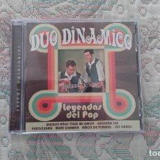 CDs de Música: CD DUO DINAMICO. LEYENDAS DEL POP. Lote 113317479