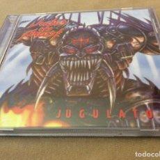 CDs de Música: JUDAS PRIEST. JUGULATOR. 1997.. Lote 113344599