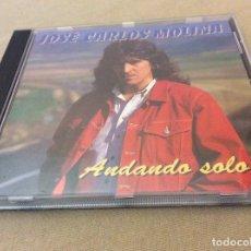 CDs de Música: JOSÉ CARLOS MOLINA – ANDANDO SOLO. 1994. ÑU.. Lote 113345571