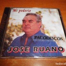 CDs de Música: JOSE RUANO MI PODERIO CD ALBUM PRECINTADO CONTIENE 12 TEMAS. Lote 113347159