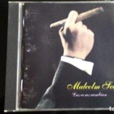 CDs de Música: CD MALCOLM SCARPA: LAS COSAS CAMBIAN. Lote 113348695