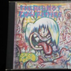 CDs de Música: CD THE RED HOT CHILI PEPPERS:THE RED HOT CHILI PEPPERS. Lote 113349711