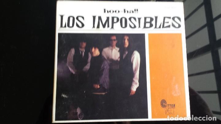 CD LOS IMPOSIBLES: HOO-HA!! (Música - CD's Rock)