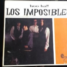 CDs de Música: CD LOS IMPOSIBLES: HOO-HA!!. Lote 113350047