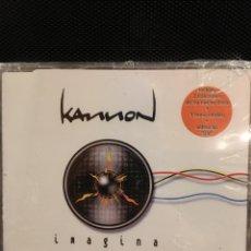 CDs de Música: KANNON-IMAGINA-2003-2 TEMAS+1 INEDITO+VIDEOCLIP-PRECINTADO NUEVO-RARO. Lote 113356380