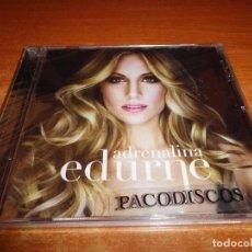 CDs de Música: EDURNE ADRENALINA CD ALBUM PRECINTADO AÑO 2015 OPERACION TRIUNFO 12 TEMAS VERSION SINFONICA-CORAL. Lote 113359275