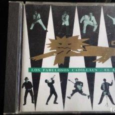 CDs de Música: CD FABULOSOS CADILLACS: EL LEON. Lote 113360091