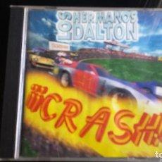 CDs de Música: CD LOS HERMANOS DALTON: CRASH!. Lote 113361983