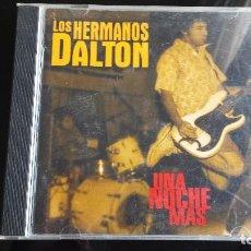 CDs de Música: CD LOS HERMANOS DALTON: UNA NOCHE MÁS. Lote 113362039