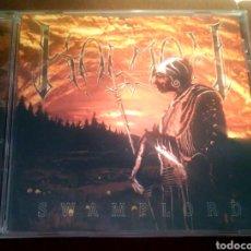 CDs de Música: KALMAH- SWAMPLORD CD. DEATH METAL. Lote 113367847