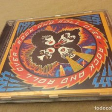 CDs de Música: KISS - ROCK AND ROLL OVER . 1997.. Lote 113371675