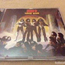 CDs de Música: KISS – LOVE GUN. 1997. REMASTERED.. Lote 113371823