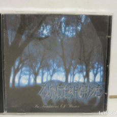 CDs de Música: WINTERHORDE - IN TRADITIONS OF WINTER - BLACK METAL - 2004 DEMO ISRAEL - EX+/EX+. Lote 113383327