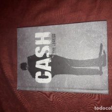 CDs de Música: JOHNNY CASH THE LEGEND-CD LIBRO-4 CDS. Lote 113418147