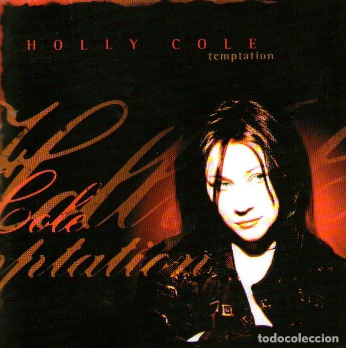 HOLLY COLE - TEMPTATION - CD ALBUM - 17 TRACKS - METRO BLUE 1995 (Música - CD's Jazz, Blues, Soul y Gospel)