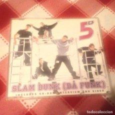 CDs de Música: FIVE ?– SLAM DUNK (DA FUNK). Lote 113440399