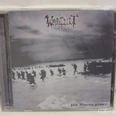 CDs de Música: WARCULT - PRO MARTIA PROLES - BLACK METAL ESPAÑOL - 2008 - NM+/EX. Lote 113441087